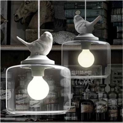 復古 小鳥  吊燈