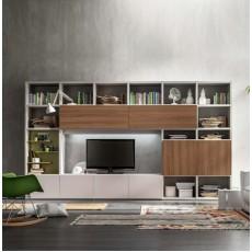 訂做尺寸 現代設計電視櫃 木夾板@每橫呎HK$1100