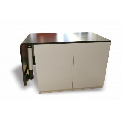 自選訂做 伸縮桌面儲物餐櫃
