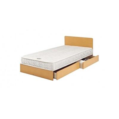 2抽櫃床 可訂造