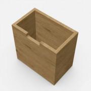 自由組合儲物柜配件-柜桶 (大) 深20cm