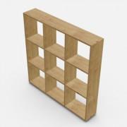 自由組合儲物柜  高109.2cm x 闊109.2cm x 深20cm (可改尺寸)