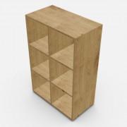 自由組合儲物柜  高109.2cm x 闊73.4cm x  深40cm  (可改尺寸)