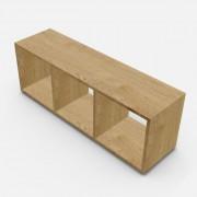 自由組合儲物柜  高37.6cm x 闊109.2cm x  深30cm  (可改尺寸)