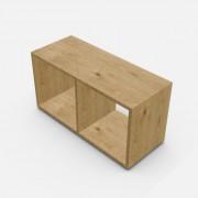 自由組合儲物柜  高37.6cm x 闊73.4cm x  深30cm  (可改尺寸)