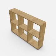 自由組合儲物柜  高73.4cm x 闊109.2cm x 深20cm (可改尺寸)