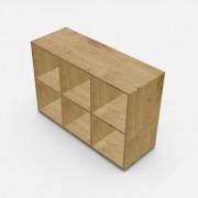自由組合儲物柜  高73.4cm x 闊109.2cm x  深40cm  (可改尺寸)