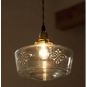 日本直送 玻璃吊燈 日本製造