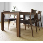 WOOD NATURAL 北歐實木餐桌 120x60x75cm