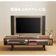 日式胡桃電視櫃