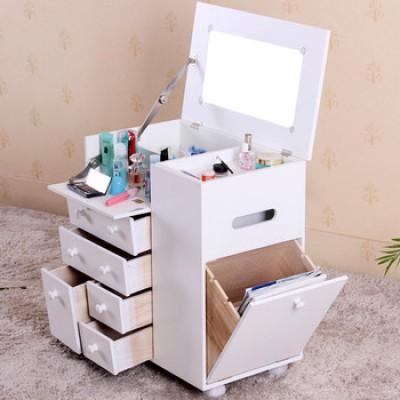 日本多功能梳妝飾物櫃枱