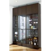日式家居玻璃組合櫃 (自選訂做)