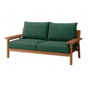 日本原裝進口 實木梳化2座位