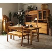 日本原裝進口 實木餐桌