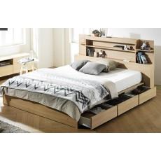 (自選訂做尺寸) 韓式儲物床