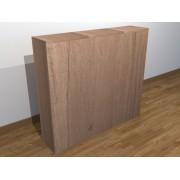 自由組合地台儲物床頭櫃  長110cm x 闊25/30/35/40 x 高100cm
