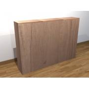 自由組合地台儲物床頭櫃  長140cm x 闊25/30/35/40 x 高100cm