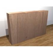 自由組合地台儲物床頭櫃  長150cm x 闊25/30/35/40 x 高100cm