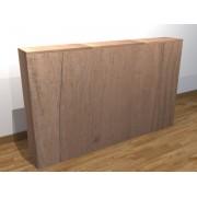 自由組合地台儲物床頭櫃  長160cm x 闊25/30/35/40 x 高100cm