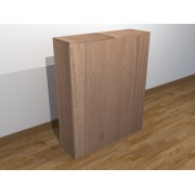 自由組合地台儲物床頭櫃  長80cm x 闊25/30/35/40 x 高100cm