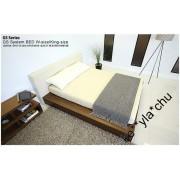 日式 多功能 2-8個抽櫃 睡床