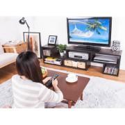 簡約實木伸縮電視櫃 TVT-20