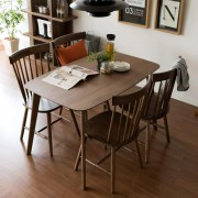 (精選貨品. 免費送貨) 日式 高级橡木 餐桌