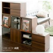 日式 CUBE BOX 自由組合櫃 TV櫃 書櫃 CD