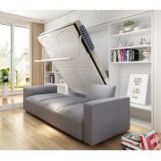 (精選貨品.免費安裝送貨) (自選訂造尺寸) 梳化隱形床 MURPHY BED w/SOFA
