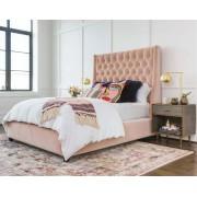 (自選訂造尺寸) CHESTER BED 儲物油壓床