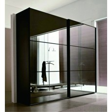 玻璃吊趟門衣櫃